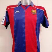 Vintage Barcelona 1993 1994 1995 home shirt KAPPA jersey size M Original (1)