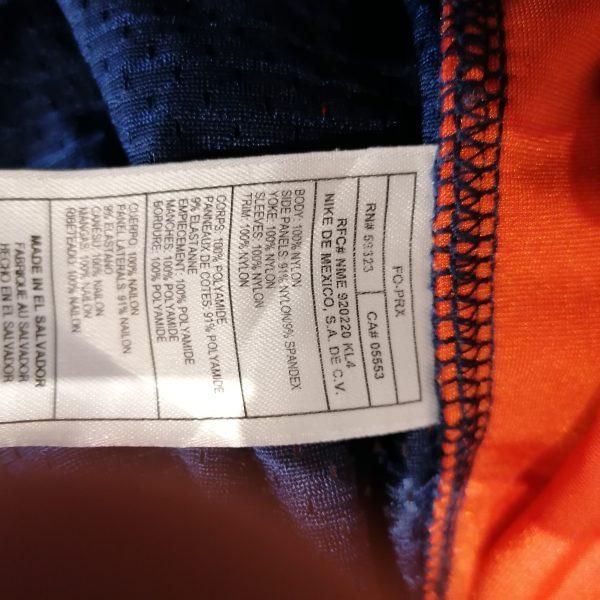 Vintage Denver Broncos jersey NFL 1990ies Brian Griese 14 shirt size 44 L (2)