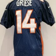Vintage Denver Broncos jersey NFL 1990ies Brian Griese 14 shirt size 44 L (3)