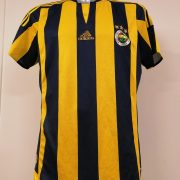 Vintage Fenerbahce 2015 2016 home shirt adidas jersey size L (1)