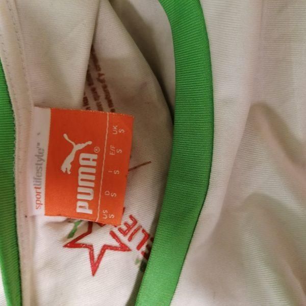 Algeria 2014 World Cup 2015 home shirt Puma football jersey size S (2)