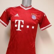 Bayern Munchen 2013 2014 home shirt adidas soccer jersey size YL 164 13-14Y (1)