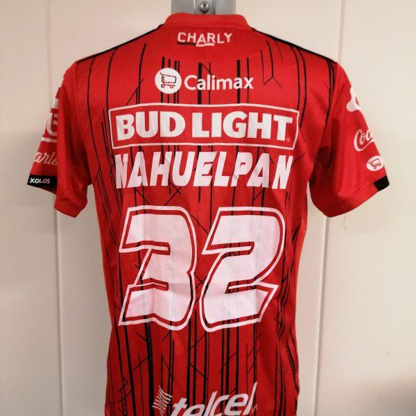 Club Tijuana 2019 2020 home shirt Charly jersey Nahuelpan 32 size L (1)