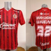 Club Tijuana 2019 2020 home shirt Charly jersey Nahuelpan 32 size L