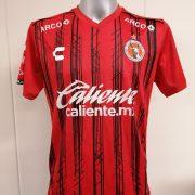 Club Tijuana 2019 2020 home shirt Charly jersey Nahuelpan 32 size L (2)