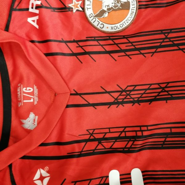 Club Tijuana 2019 2020 home shirt Charly jersey Nahuelpan 32 size L (3)