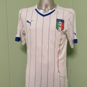 Player issue Italy 2014 2015 away shirt Puma maglia soccer jersey size XXL (1)