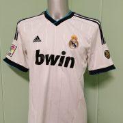 Real Madrid 2012 2013 LFP home football shirt adidas jersey size M (1)