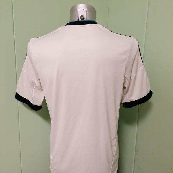 Real Madrid 2012 2013 LFP home football shirt adidas jersey size M (2)