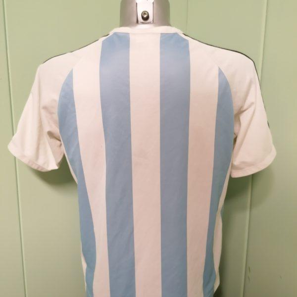 Vintage Argentina 2005 World Cup 2006 2007 basic home shirt adidas size L (4)