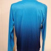 Vintage Arsenal blue Puma 2017 2018 training football top ls shirt size L (2)