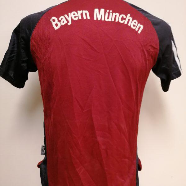 Vintage Bayern Munchen 2001 2002 home shirt size Boys L 164 adidas (1)