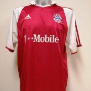 Vintage Bayern Munchen 2003 2004 home shirt adidas top Makaay 10 size L (2)