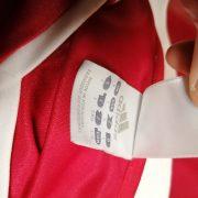 Vintage Bayern Munchen 2003 2004 home shirt adidas top Makaay 10 size L (4)