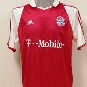 Vintage Bayern Munchen 2003 2004 home shirt adidas top Makaay 10 size M (2)