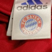 Vintage Bayern Munchen 2003 2004 home shirt adidas top Makaay 10 size M (4)