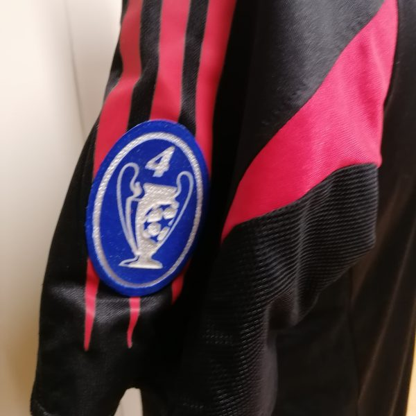 Vintage Bayern Munchen 2004 2005 Champions league shirt size Boys XL 176 16A adidas (2)