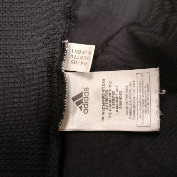 Vintage Bayern Munchen 2004 2005 Champions league shirt size Boys XL 176 16A adidas (5)