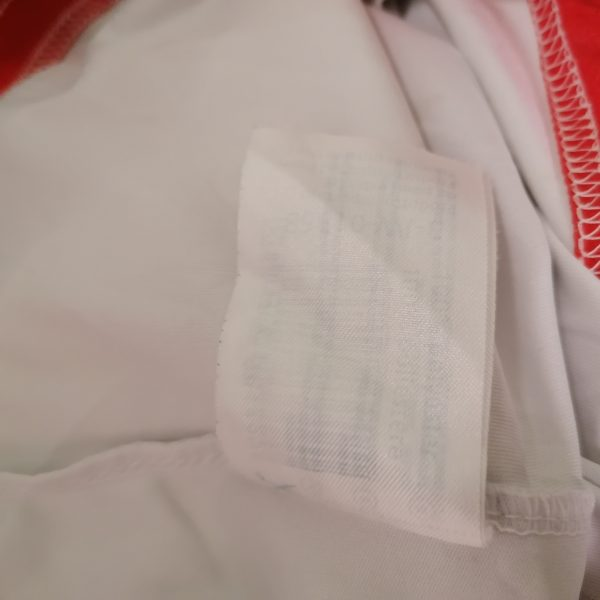 Vintage Benevento Calcio away shirt GIVOVA 9 football jersey size M (4)