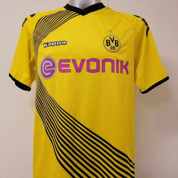Vintage Borussia Dortmund 2011 2012 Cup shirt Kappa jersey trikot size L (1)