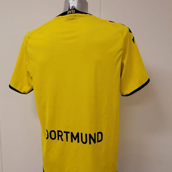 Vintage Borussia Dortmund 2011 2012 Cup shirt Kappa jersey trikot size L (2)
