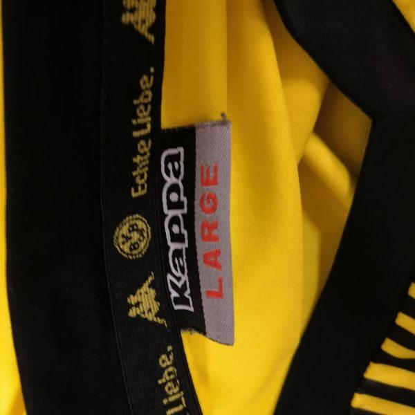 Vintage Borussia Dortmund 2011 2012 Cup shirt Kappa jersey trikot size L (3)