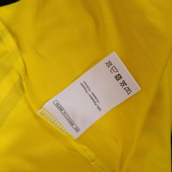 Vintage Borussia Dortmund 2011 2012 Cup shirt Kappa jersey trikot size L (4)