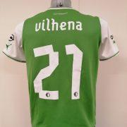 Vintage Feyenoord 2013 2014 away shirt Puma Vilhena 21 jersey size YXL164 14Y (3)