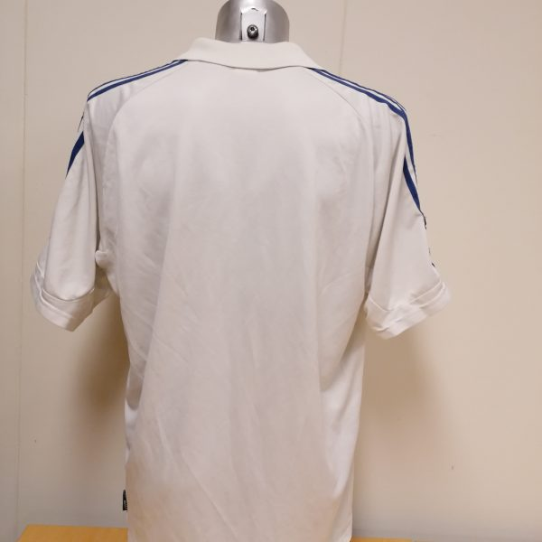 Vintage Real Madrid 2001 home shirt adidas football top size XL (3)