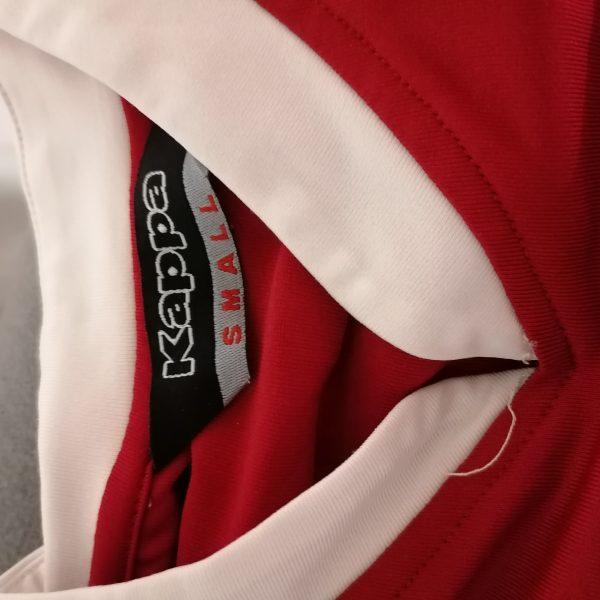 1FCK Kaiserslautern 2008 2009 home shirt Kappa football jersey #17 Pascal size S (2)