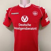 1FCK Kaiserslautern 2008 2009 home shirt Kappa football jersey #17 Pascal size S (4)