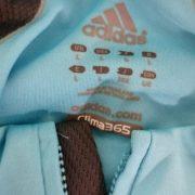 Adidas Formotion blue Referee shirt 2008 2009 jersey size L (2)
