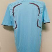 Adidas Formotion blue Referee shirt 2008 2009 jersey size L (4)