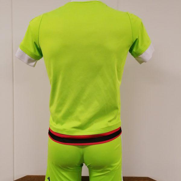 Ajax 2015 2016 away kit shorts shirt adidas size Boys L 152cm 11-12Y (2)