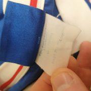 Dinamo Zagreb Croatia 1999 2000 home shirt umbro football top size XL (4)