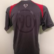 Manchester United 2004 2005 grey training shirt Nike jersey size S (2)