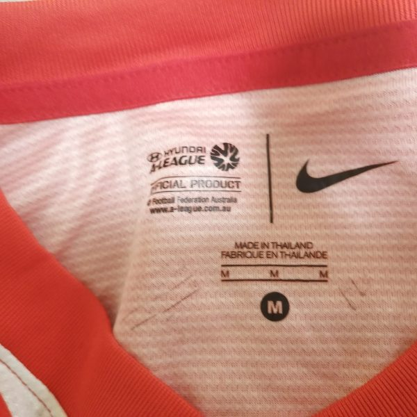 Melbourne City 2014 2015 home shirt Nike football jersey size M (5)