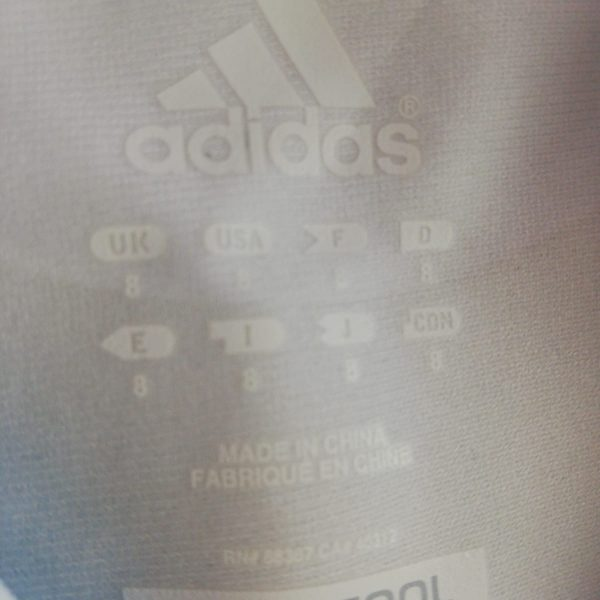 Player issue Techfit Olympique Marseille 2011 2012 home shirt adidas size M 8 (6)