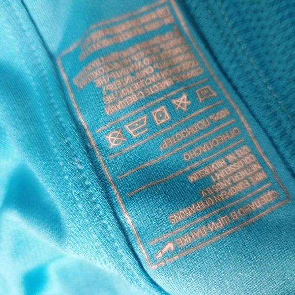 Player issue Zenit St Petersburg 2014 2015 home shirt Nike jersey Hulk 7 size S (3)
