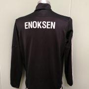 Riska FK black training jumper adidas sweater size L (2)