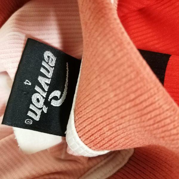 Vintage Argentinos Juniors 2001 2002 home shirt envion jersey #6 size L (5)