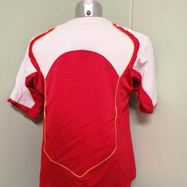 Vintage Arsenal 2004 2005 home shirt Nike football top size L (1)
