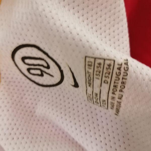 Vintage Arsenal 2004 2005 home shirt Nike football top size L (2)