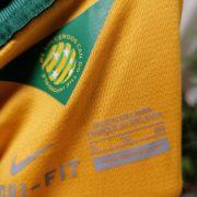 Vintage Australia World Cup 2014 2015 home shirt Nike jersey size Boys XL 16Y (3)
