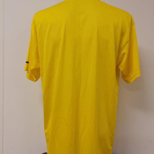 Vintage Brazil 2000 2001 2002 basic home shirt NIKE Brasil size XL (2)
