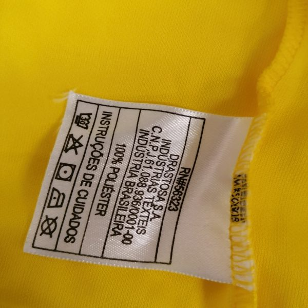 Vintage Brazil 2000 2001 2002 basic home shirt NIKE Brasil size XL (3)