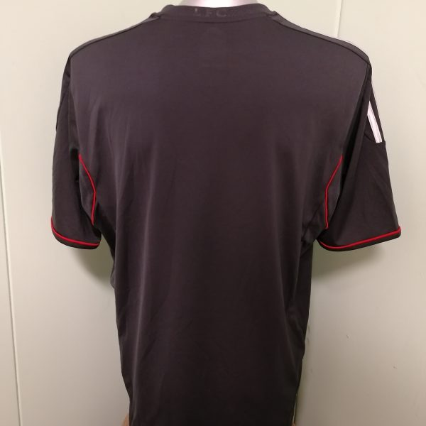 Vintage Liverpool 2011 2012 away shirt adidas football top size XL (4)
