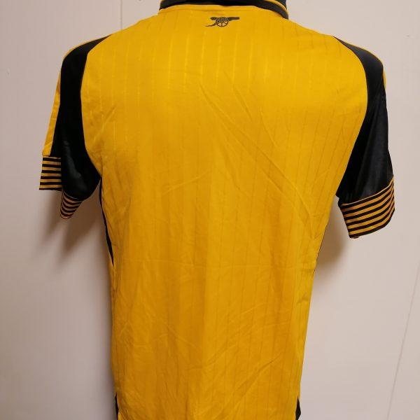 Arsenal 2016 2017 away shirt Puma football top jersey size M (2)