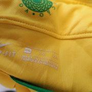 Brazil World Cup 2018 2019 Nike home shirt soccer jersey size XXL (3)