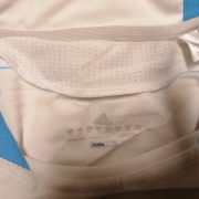 Olympique Marseille 2010 2011 home shirt adidas football top size XL (1)